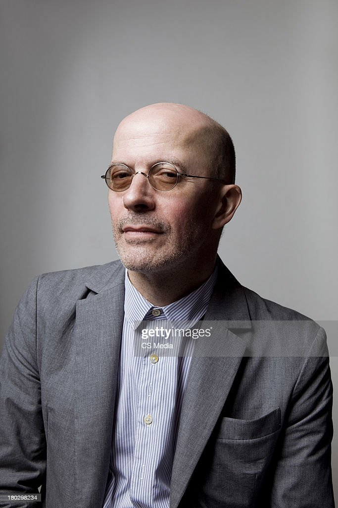 Jacques Audiard, Portrait shoot, September 14, 2009