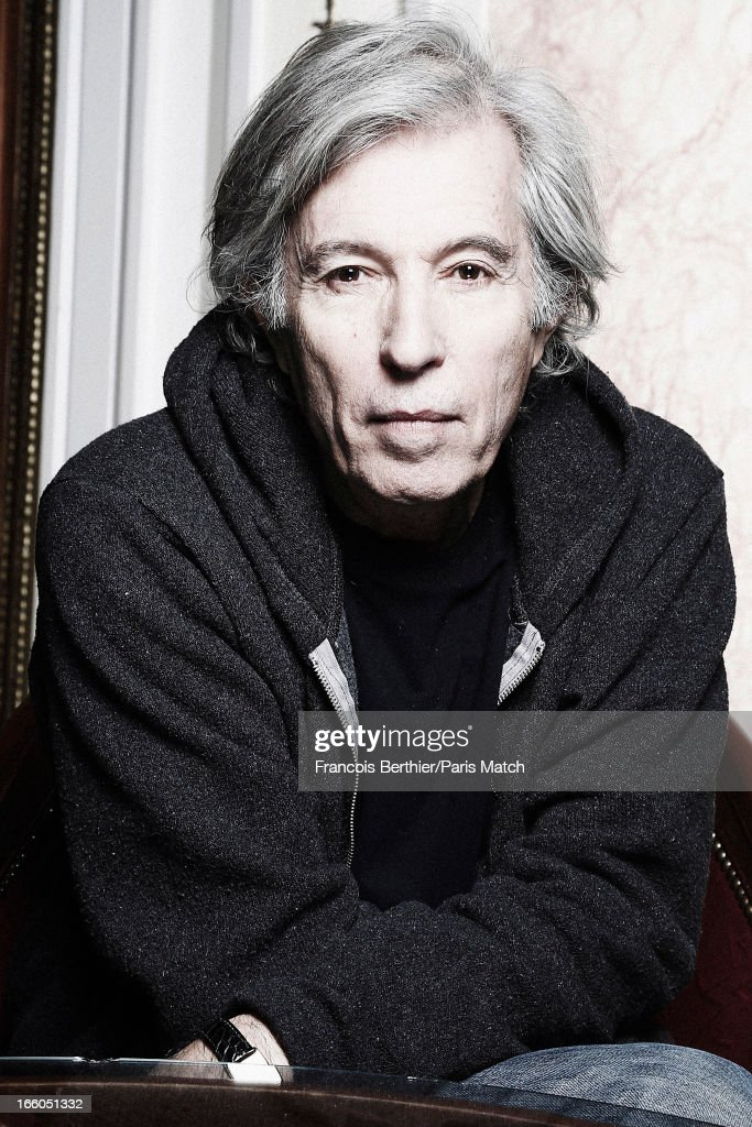 Film director Jacques Doillon is photographed for Paris Match on December 10, 2013 in London, England.