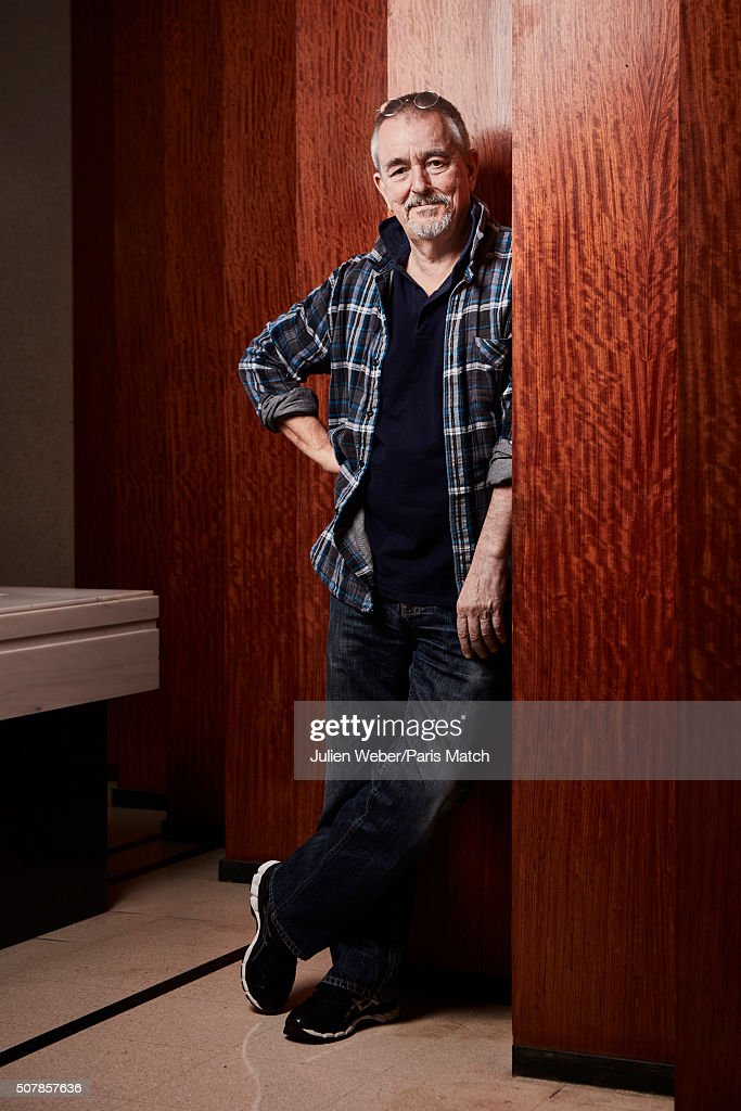 Film director Jean-Jacques Beineix is photographed for Paris Match on January 12, 2016 in Paris, France.