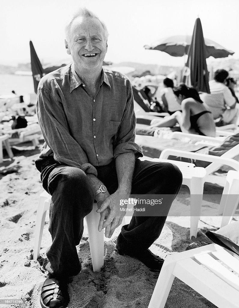 John Boorman, Portrait shoot, May 23, 1998