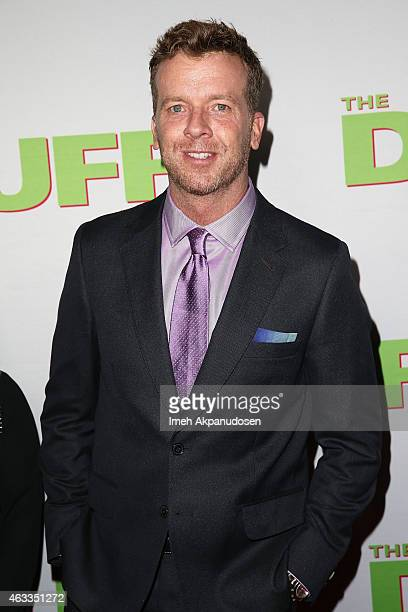 Film director Joseph McGinty 'McG' Nichol attends the fan screening of CBS Films' 'The Duff' at TCL Chinese 6 Theatres on February 12 2015 in...