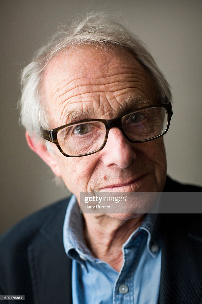 Film director Ken Loach is photographed for the Guardian on September 27, 2016 in London, England.