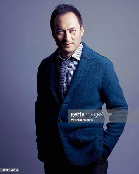Film director Ken Watanabe is photographed on October 29 2010 in Tokyo Japan