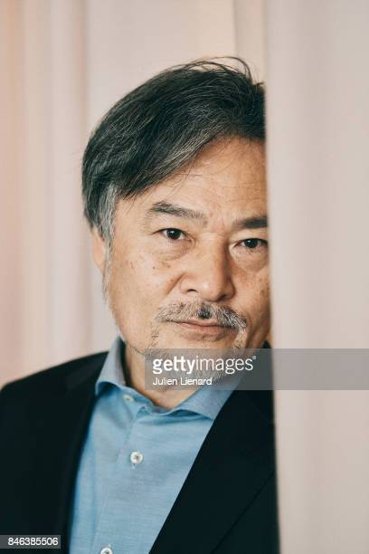 Film director Kiyoshi Kurosawa is photographed for Self Assignment on May 21 2017 in Cannes France