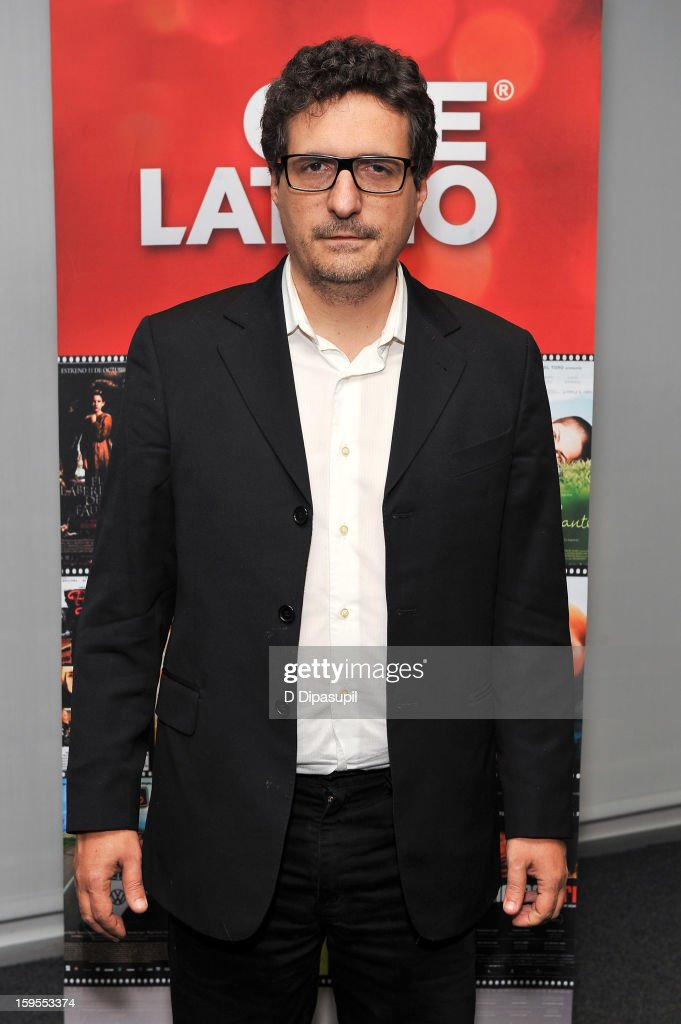 Film director Kleber Mendonca attends the 3rd annual Cinema Tropical awards at The New York Times Headquarters on January 15, 2013 in New York City.