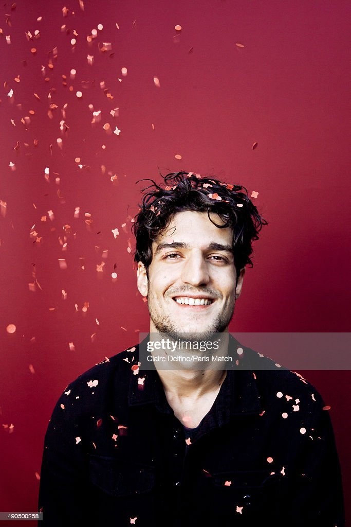 Louis Garrel, Paris Match Issue 3462, September 30, 2015