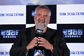 'Valerian' Seoul Press Conference