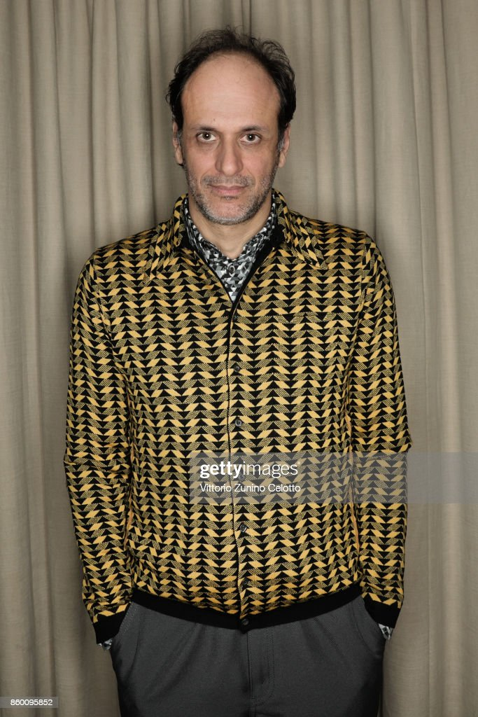 Film director Luca Guadagnino is photographed during the 61st BFI London Film Festival on October 9, 2017 in London, England.