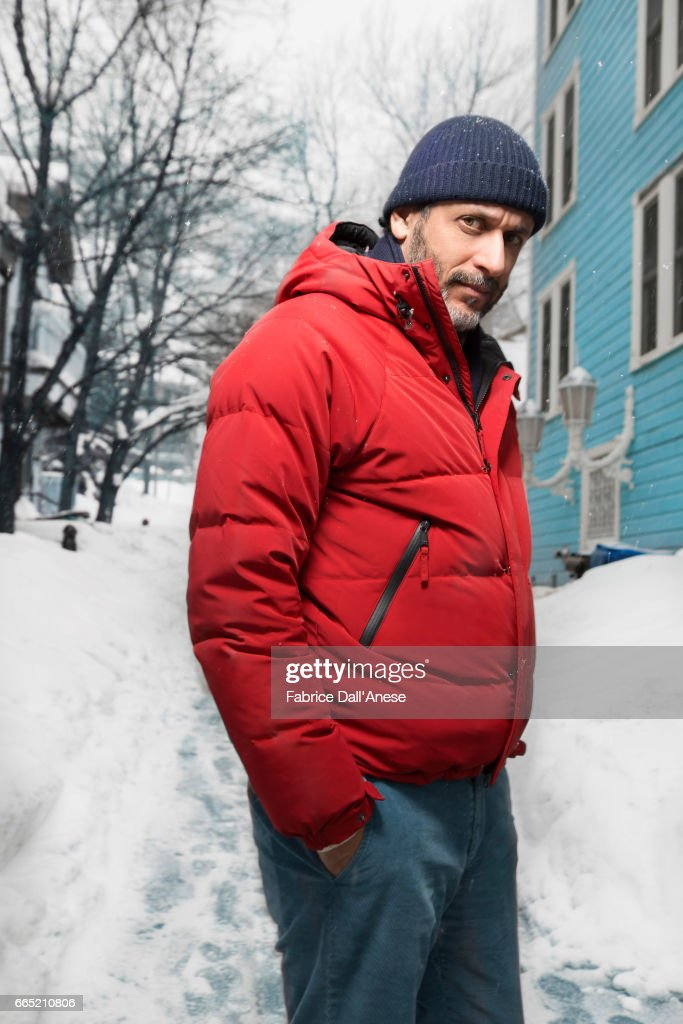 Film director Luca Guadagnino is photographed for Rolling Stone at the Sundance film festival on January 22, 2017 in Park City, Utah.