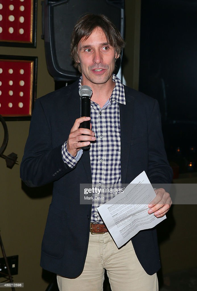 Film Director Marc Scarpa attends the 'Producers Guild Digital VIP Event' held at Soho House on June 6, 2014 in West Hollywood, California.