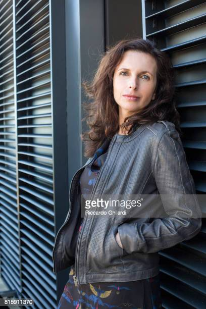 Film Director Marcela Said is photographed for Self Assignment on May 19 2017 in Cannes France