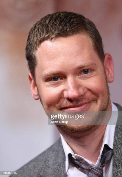 Film director Marco Kreuzpaintner attends the world premiere of 'Pope Joan' at the Sony Center CineStar on October 19 2009 in Berlin Germany
