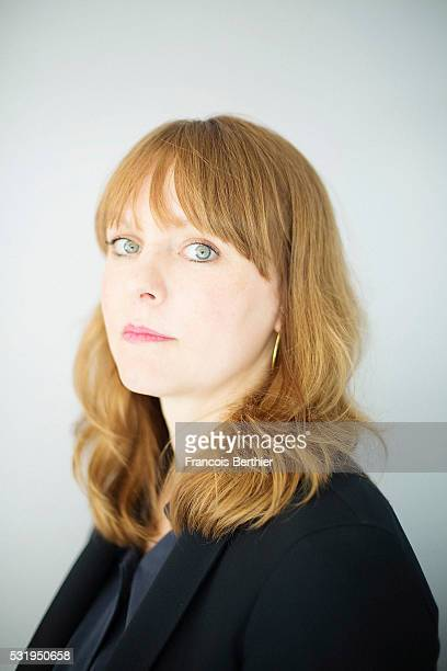 Film director Maren Ade is photographed on May 15 2016 in Cannes France