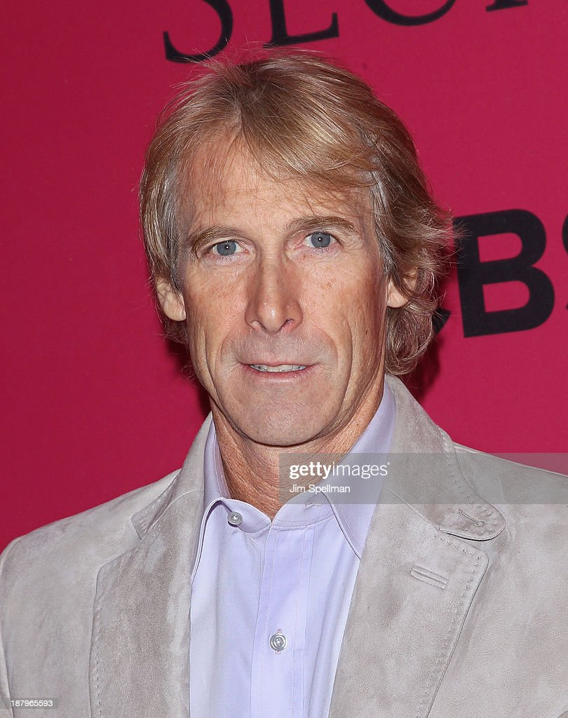 Film Director Michael Bay attends the 2013 Victoria's Secret Fashion Show at Lexington Avenue Armory on November 13, 2013 in New York City.