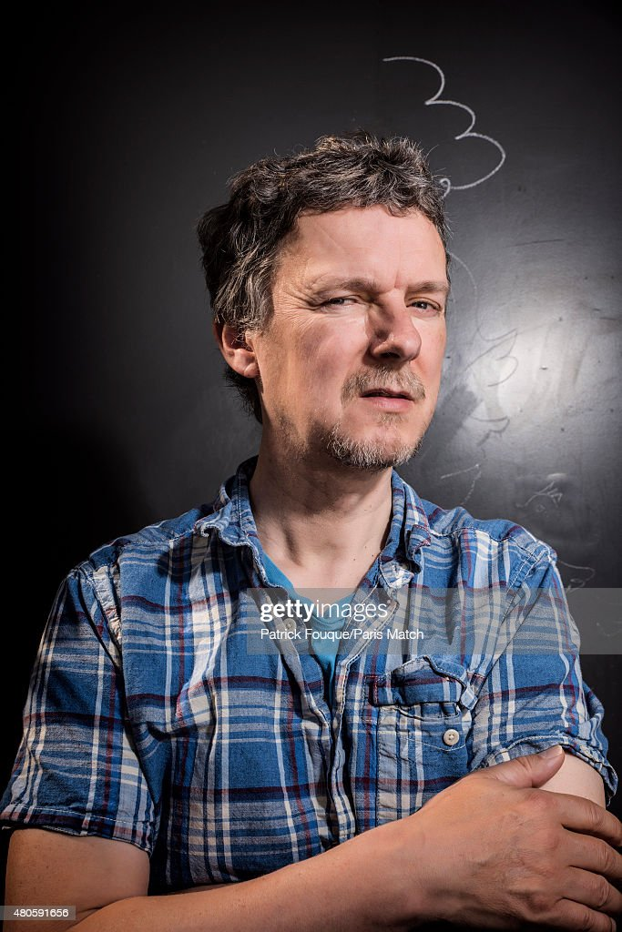 Michel Gondry, Paris Match Issue 3451, July 15, 2015