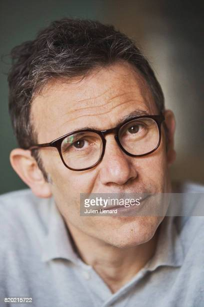 Film director Michel Hazanavicius is photographed for Self Assignment on April 27 2017 in Paris France