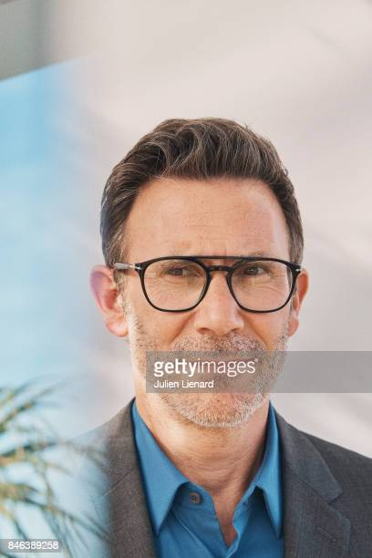 Film director Michel Hazanavicius is photographed for Self Assignment on May 21 2017 in Cannes France