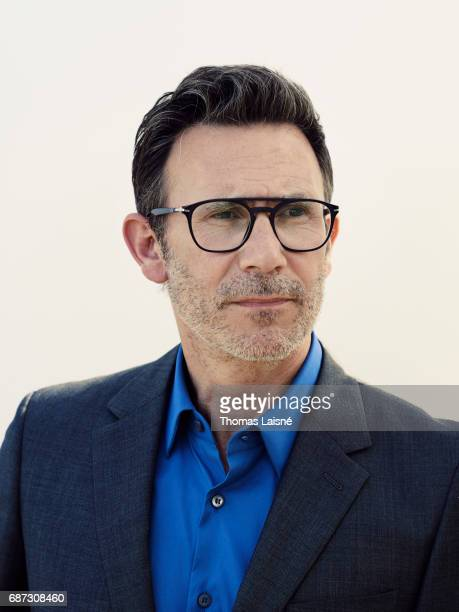 Film director Michel Hazanavicius is photographed on May 21 2017 in Cannes France