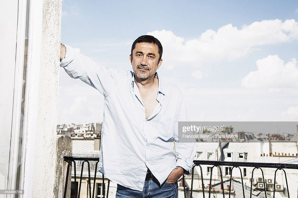 Nuri Bilge Ceylan, Paris Match Issue 3403, August 13, 2014