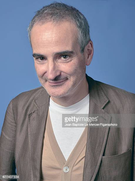 Film director Olivier Assayas is photographed for Madame Figaro on September 8 2016 at the Toronto Film Festival in Toronto Canada CREDIT MUST READ...