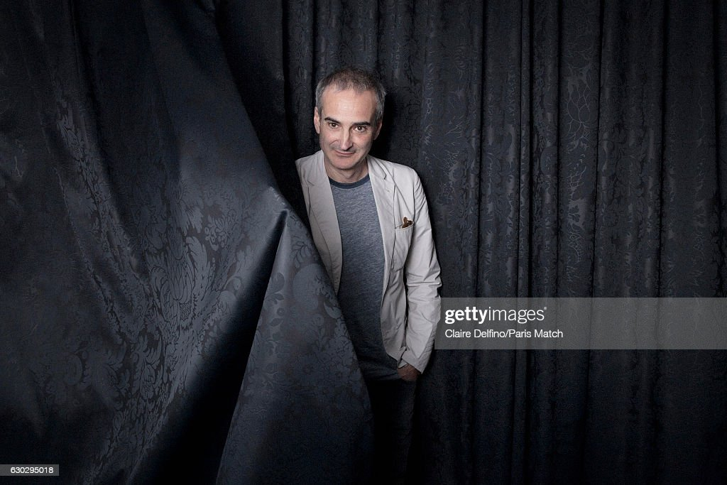 Olivier Assayas, Paris Match Issue 3526, December 21, 2016