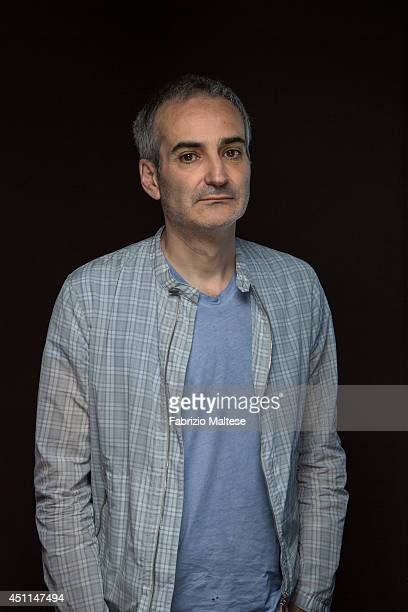 Film director Olivier Assayas is photographed in Cannes France