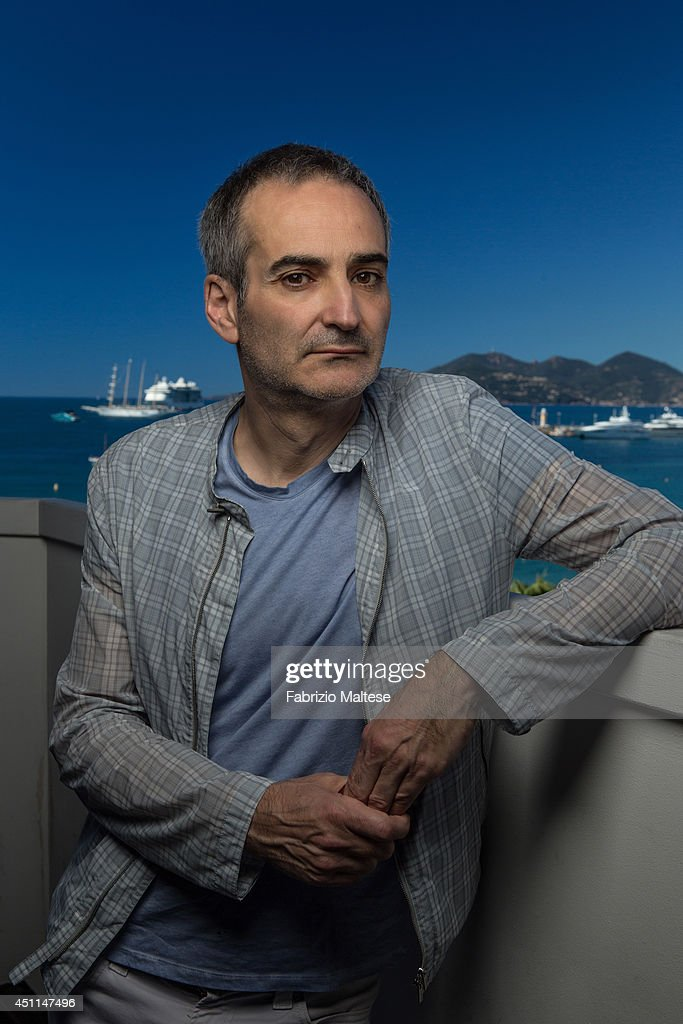 Film director Olivier Assayas is photographed in Cannes, France.