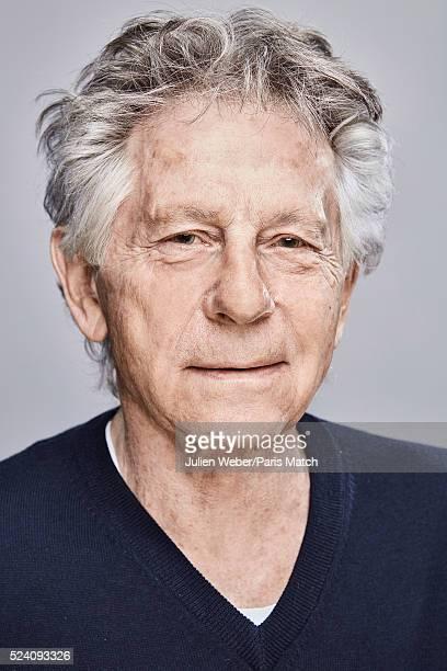 Film director Roman Polanski is photographed for Paris Match on April 8 2016 in Paris France