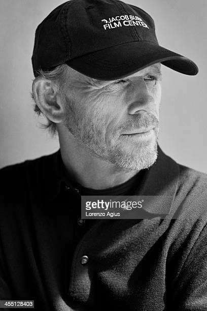 Film director Ron Howard is photographed for The Hollywood Reporter on July 25 2013 in London England