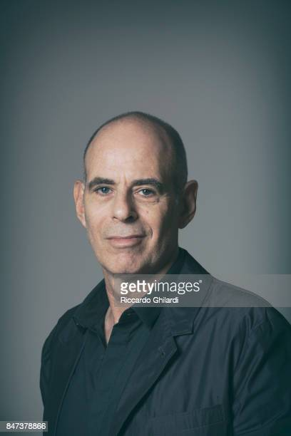 Film director Samuel Maoz from the film 'Foxtrot' is photographed for Self Assignment during the 2017 Venice International Film Festival on September...