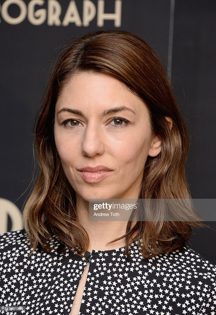 Film director Sofia Coppola attends the Metrograph opening night at Metrograph on March 2, 2016 in New York City.
