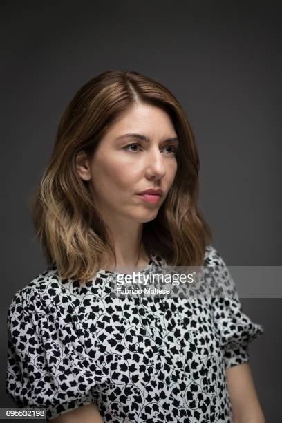 Film director Sofia Coppola is photographed for the Hollywood Reporter on May 23 2017 in Cannes France