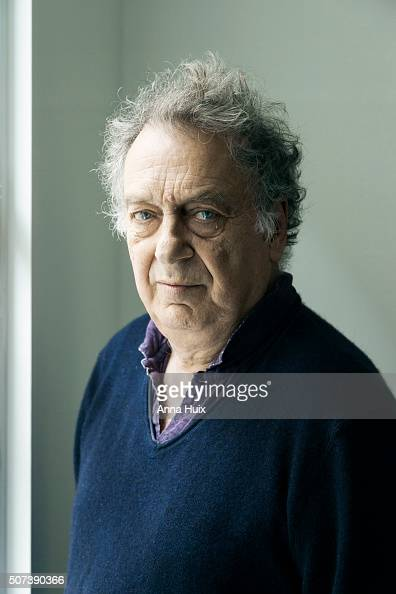 Film director Stephen Frears is photographed for the Financial Times on September 16 2015 in London England