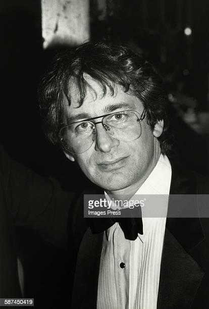 Film director Steven Spielberg circa 1983 in New York City
