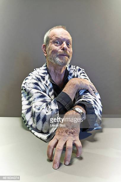 Film director Terry Gilliam is photographed for Wired Magazine on July 16 2014 in London England