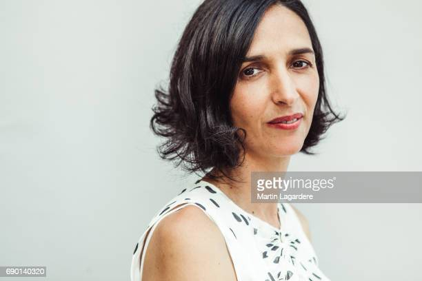 Film director Valeria Pivato is photographed on May 25 2017 in Cannes France