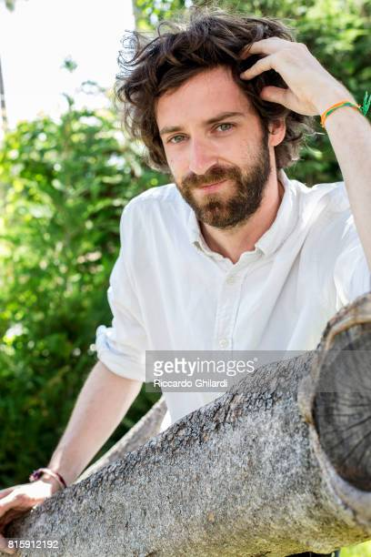Film Director Vladimir de Fontenay is photographed for Self Assignment on May 21 2017 in Cannes France