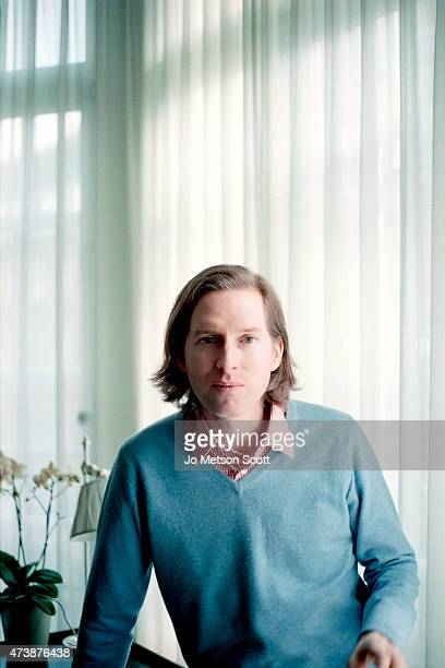 Film director Wes Anderson is photographed on May 14 2012 in London England