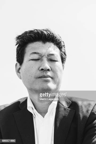 Film director Zhang Tao is photographed for Self Assignment on May 25 2017 in Cannes France