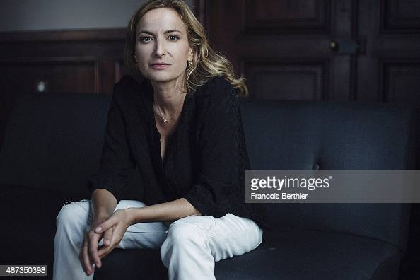 Film director Zoe Cassavetes is photographed at the 41st Deauville American Film Festival on September 7 2015 in Deauville France