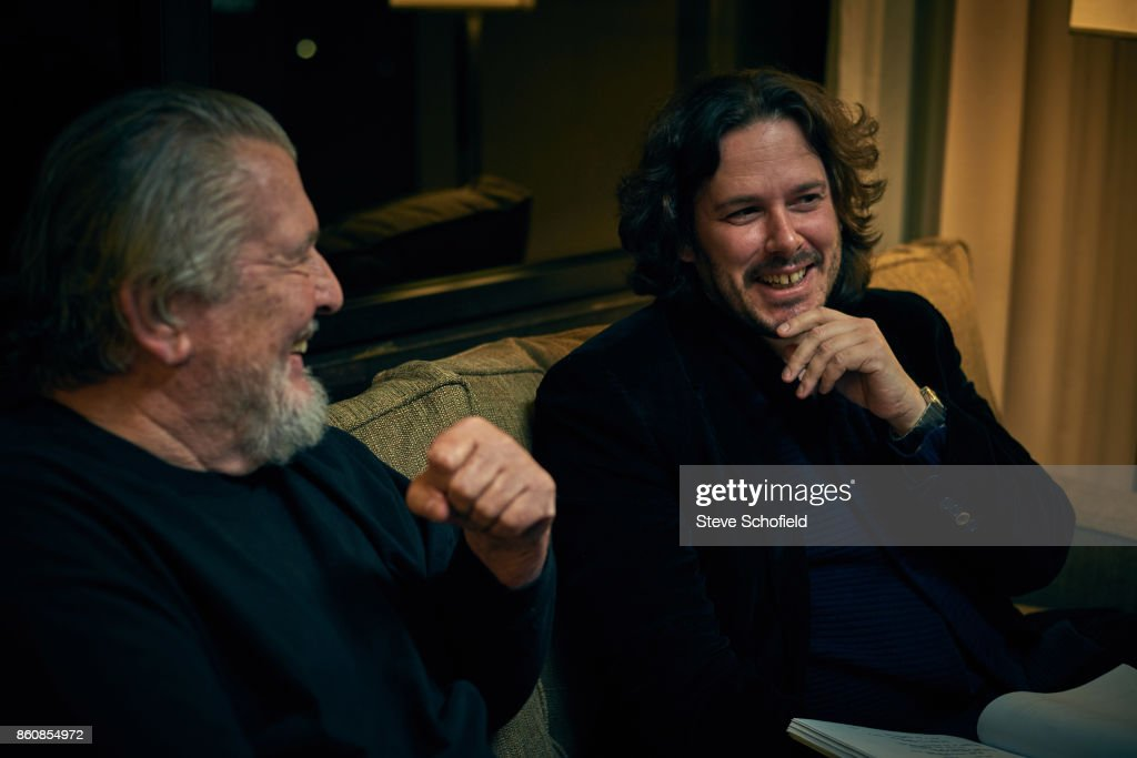 Edgar Wright & Walter Hill, Empire magazine UK, January 1, 2017