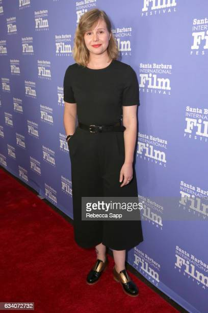 Film editor Ariel Shaw of 'That's Not Me' attends the Variety Artisan's Awards during the 32nd Santa Barbara International Film Festival at the...