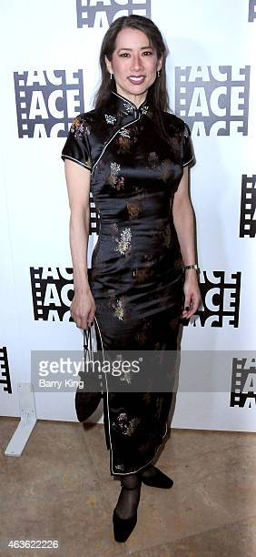 Film Editor Edie Ichioka attends the 65th annual ACE Eddie Awards at The Beverly Hilton Hotel on January 30 2015 in Beverly Hills California