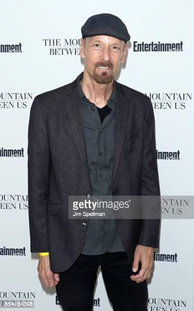 Film editor Lee Percy attends the 'The Mountain Between Us' special screening at Time Inc Screening Room on September 26 2017 in New York City