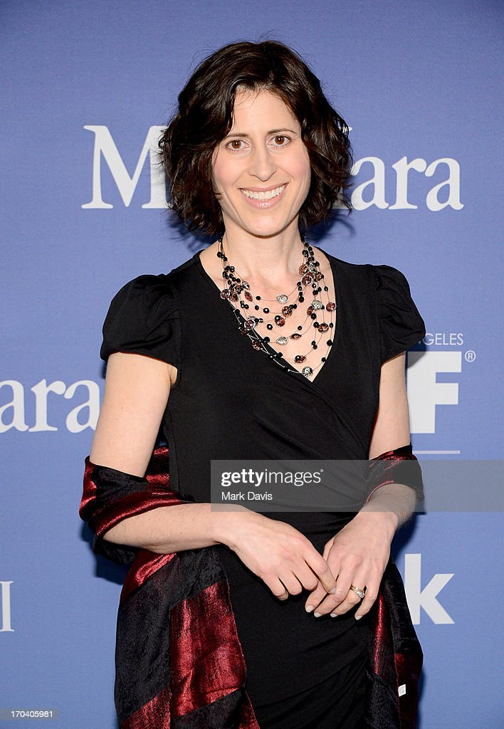Film editor Melissa Kent attends Women In Film's 2013 Crystal + Lucy Awards at The Beverly Hilton Hotel on June 12, 2013 in Beverly Hills, California.