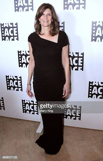 Film Editor Sandra Adair attends the 65th annual ACE Eddie Awards at The Beverly Hilton Hotel on January 30 2015 in Beverly Hills California