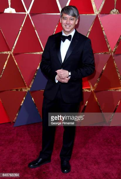 Film Editor Tom Cross attends the 89th Annual Academy Awards at Hollywood Highland Center on February 26 2017 in Hollywood California