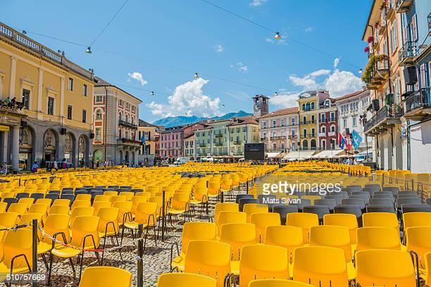 Film festival in Locarno