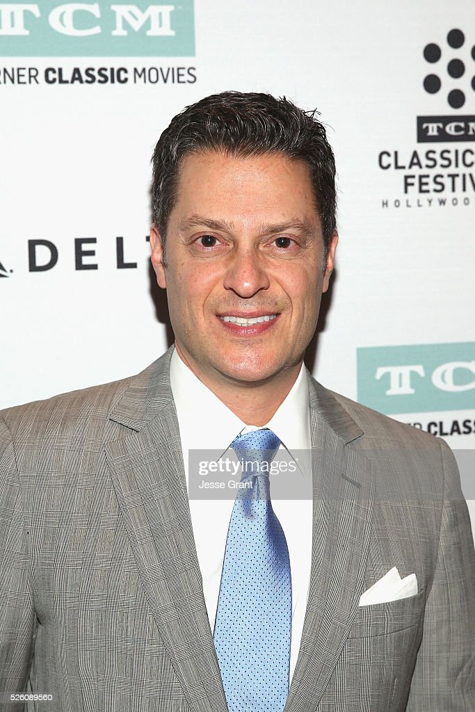 Film historian/author Jeremy Arnold attends 'Never Fear' screening during day 2 of the TCM Classic Film Festival 2016 on April 29, 2016 in Los Angeles, California. 25826_009