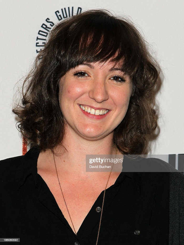 Film Independent Fellow Isabella Wing-Davey, winner of the Sloan Grant, attends the Film Independent forum at the DGA Theater on October 27, 2013 in Los Angeles, California.